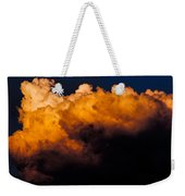 Menacing Cloud Weekender Tote Bag