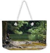 Merced River Yosemite National Park Weekender Tote Bag