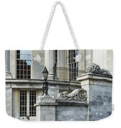 Merchant Exchange Philadelphia Weekender Tote Bag