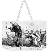 Merchant Of Venice Weekender Tote Bag