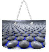 Mercury Drops Weekender Tote Bag by Yhun Suarez