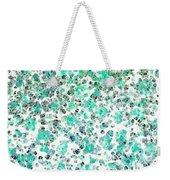Mermaid Dreams Abstract Weekender Tote Bag