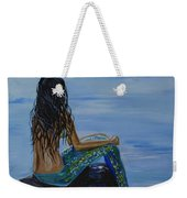 Mermaid Magic Weekender Tote Bag