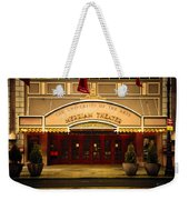 Merriam Theater Weekender Tote Bag