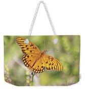 Merritt Butterfly Weekender Tote Bag