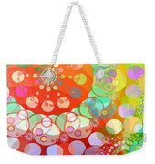Merry Go Round Spinning 1 Weekender Tote Bag