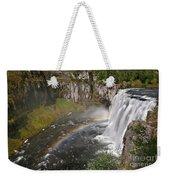 Mesa Falls II Weekender Tote Bag by Robert Bales