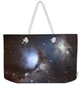 Messier 78, Also Known As Ngc 2068 Weekender Tote Bag