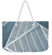 Metallic Frames Weekender Tote Bag