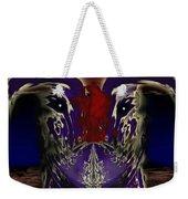 Metamorphosis Weekender Tote Bag by Christopher Gaston