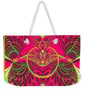 Metamorphosis  Emerging From The Cocoon Fractal 125 Weekender Tote Bag