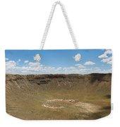 Meteor Crater Weekender Tote Bag