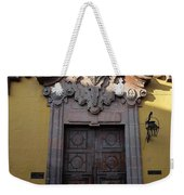 Mexican Door 28 Weekender Tote Bag