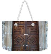 Mexican Door 32 Weekender Tote Bag
