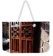 Mexican Door 42 Weekender Tote Bag