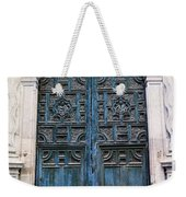 Mexican Door 6 Weekender Tote Bag