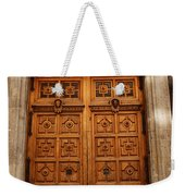 Mexican Door 67 Weekender Tote Bag
