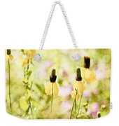 Mexican Hat In Yellow Weekender Tote Bag