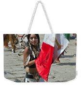 Mexican Heritage Weekender Tote Bag