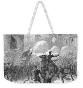 Mexican War: Monterrey Weekender Tote Bag by Granger