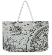 Mexico - Spanish Conquest Weekender Tote Bag
