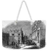 Mexico City, 1845 Weekender Tote Bag