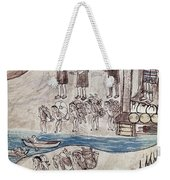 Mexico Indians C1500 Weekender Tote Bag