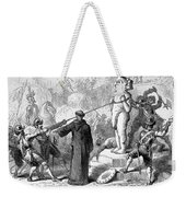 Mexico: Spanish Conquest Weekender Tote Bag