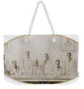 Meyer Guggenheim And Sons Weekender Tote Bag