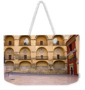 Mezquita And Plaza Del Triunfo Weekender Tote Bag