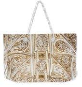 Mezquita Cathedral Ceiling Weekender Tote Bag