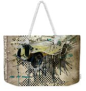 Mg Tc Roadster Weekender Tote Bag