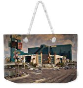 Mgm Grand - Impressions Weekender Tote Bag
