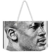 Michael Jordan In 1990 Weekender Tote Bag