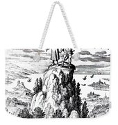Microcosm, Macrocosm, 17th Century Weekender Tote Bag