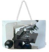 Microscope Weekender Tote Bag