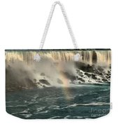 Middle America Rainbow Weekender Tote Bag