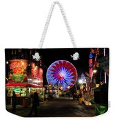 Midnight At The Fair Weekender Tote Bag