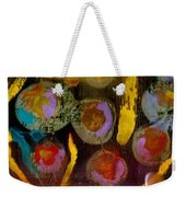 Midnight Baubles Weekender Tote Bag
