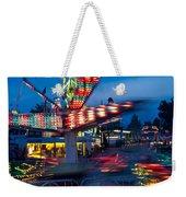 Midway Blur Weekender Tote Bag