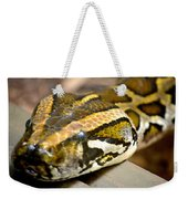 Mighty Python Weekender Tote Bag