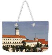 Mikulov Castle Weekender Tote Bag