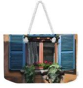 Milano Apartment Window Weekender Tote Bag