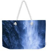 Milford Sound New Zealand Weekender Tote Bag