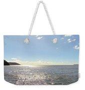 Milford Sound Nz Weekender Tote Bag