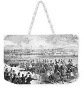 Militia Review, 1859 Weekender Tote Bag