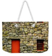 Mill House Over Stream Weekender Tote Bag
