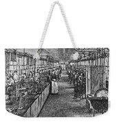 Mill Industry Weekender Tote Bag