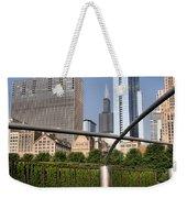 Millenium Park - 1 Weekender Tote Bag