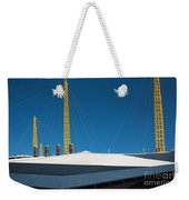 Millennium Dome London Weekender Tote Bag